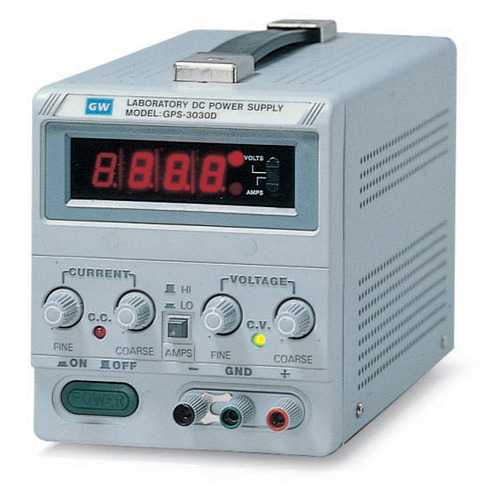 Instek Power Supply Single Output Digital 3A 18V