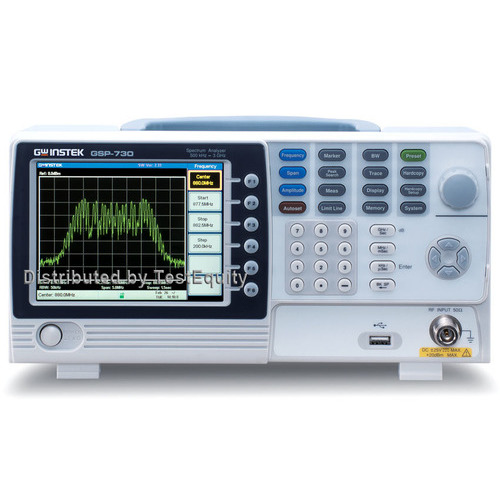 Instek Basic Spectrum Analyzer 150 KHz - 3GHz