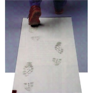 3M Floor Mat Clean Walk 5830 25 x 45 in. 30 Shts/Mat 4/Cs