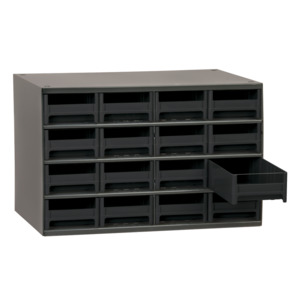 Akro Mils Cabinet, Storage, Small Parts, 1900 Ser, 16 Dwr