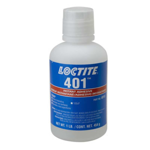 Loctite Prism 401, Surface Insensitive Instant Adh, 1 lb