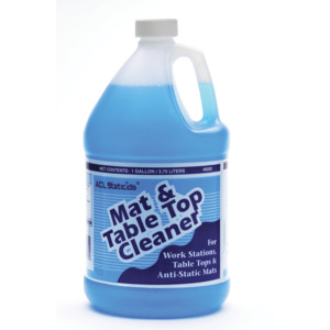 ACL ESD Mat and Table Top Cleaner Staticide 1 Gallon