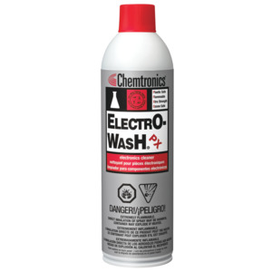 Chemtronics Aerosol Cleaner, Electro-Wash PX, 12.5 oz. Can