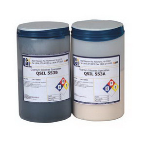 QSI Potting Material, 2-Part, QSil 553, 1 Quart