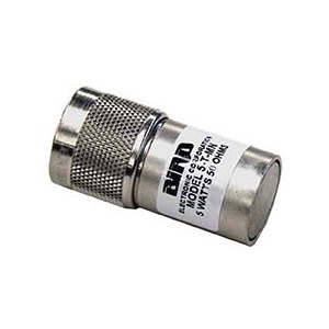 Bird 5-T-MN, 5W Termination, 50 ohm, DC-10GHz, Type N(m)