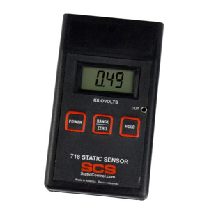 SCS 718 Digital Static Sensor, w/SCS Calibration Certificate