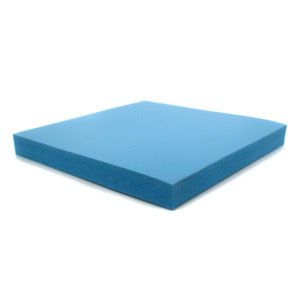 Techni-Stat Table Mat 3-Layer Vinyl Diss. 2' X 40' Blue