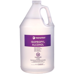Tech Spray Isopropyl Alcohol, One Gallon, 99%
