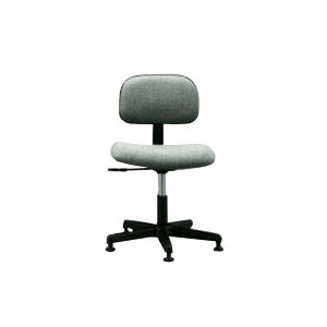 Bevco Chair, Westmound, 16.5 in. -21.5 in. Adjustable, No Tilt, Mushroom Glides