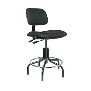 Bevco Chair Ergonomic 20 in. to 25 in. Adjustable Non Tilt Rcmg Ch Fr