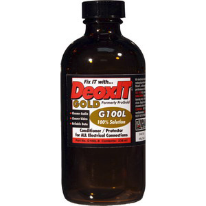 Caig DeoxIT Gold Contact Cleaner, 354 mL Tube
