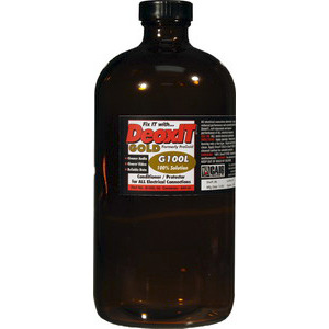 Caig DeoxIT GOLD Contact Cleaner, 944 mL Liquid