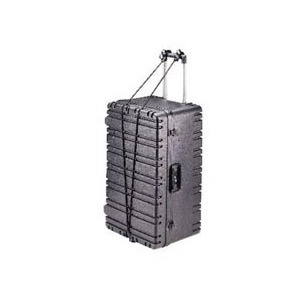 Case Factory Case Roto-Rugged No Foam ToteWheeled Charcoal