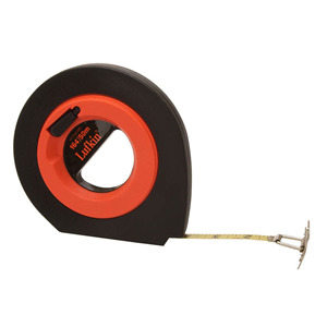 Lufkin Tape Measure, Speed- winder, 3/8