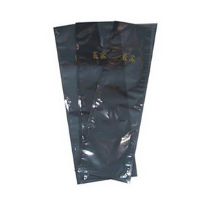 SCS 1000 IC Static Shielding Tube Bag 6 x 24 in. 100 Pack