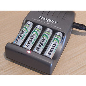 Sturtevant Charger w/4 NiMH Batteries, For Exacta 2 Wrench