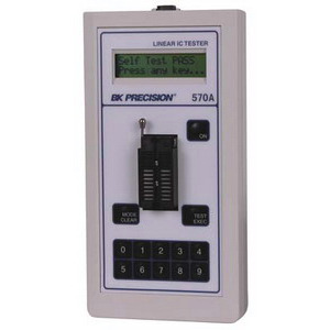BK Precision IC Tester Analog Linear w/o Software