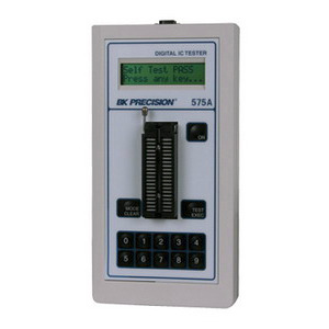 BK Precision IC Tester Digital 40 Pin Wide Entr