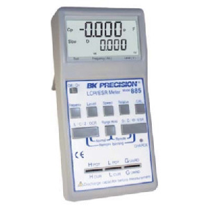 BK Precision LCR/ESR Meter, 885, Synthesized In-Circuit