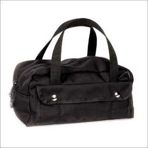 CH Ellis Tool Bag, Mechanics, Black, 12 x 6 x 6 in.