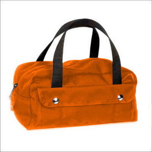 CH Ellis Tool Bag, Mechanics, Orange, 12 x 6 x 6 in.
