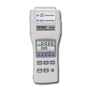 Extech Battery Capacity Tester, Datalogger, PC Comp.