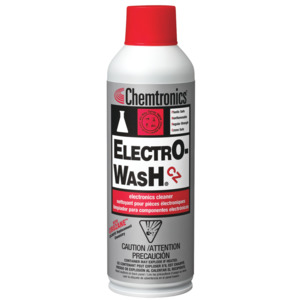 Chemtronics Cleaner Degreaser, Electro-Wash CZ, 12 oz.