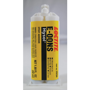 Loctite Hysol E-OONS Epoxy Adhesive, 50 ml Dual Cartridge