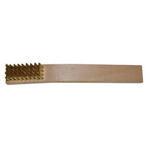 Techni-Tool Brush Scratch Horse Hair 4 X 9 Rows