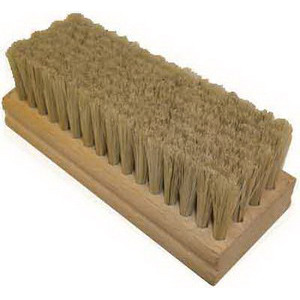 Gordon Brush Block Brush, Hog Bristle, 4 X 16