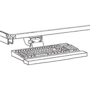 Production Basics Keyboard Support, Fully Adjustable