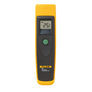 Fluke 61 Infrared Thermometer, -18 To 525 Deg. Fahrenheit
