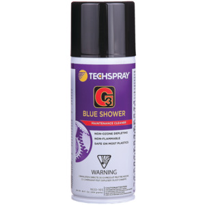 Tech Spray G3 Blue Shower Cleaner/Degreaser, 16 oz.