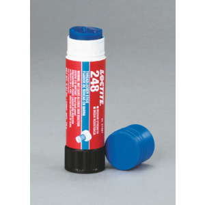 Loctite Threadlocker 248, Medium Strength Stick, 9 grm