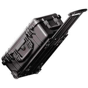 Pelican Case, Protector Carry- On w/Extnd Handle and Wheels