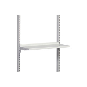 Treston M30 Steel Shelf 29.13 x 15.75 in. - Gray