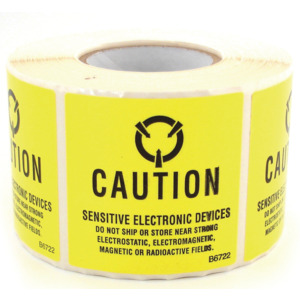 ESD/Anti-Static Caution Labels