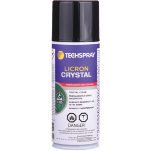 TechSpray Licron Crystal ESD Coating, 8 oz. Aerosol