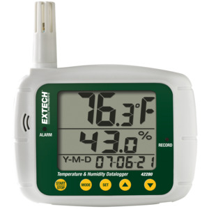 Extech 42280 Temperature & Humidity Datalogger