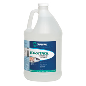 Tech Spray Cleaner Eco-Stencil Stencil SMT 1570 One Gallon