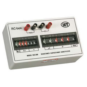 IET Labs Decade Box Res/Cap RCS-500 7/6 Ranges