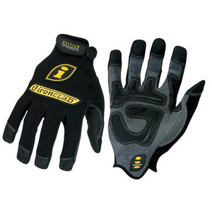 Ironclad Gloves General Utility Large Blk Pair