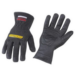 Ironclad Heatworx 450 Gloves Large - Pair - Black