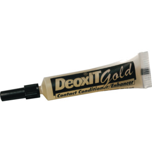 Caig DeoxIT Gold G100L Squeeze Tube, 100% Solution, 2mL