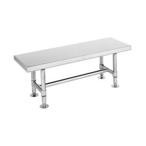 InterMetro Gowning Bench 16 x 48 x 18 in.
