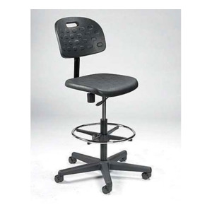 Bevco Chair, Value-Line, Soft Polyurethane, W/Casters