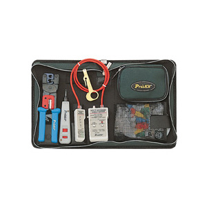 Eclipse Tools LAN Data Installers Kit w/Zippered Case