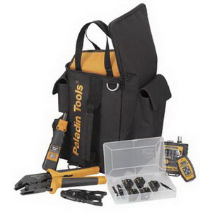 Paladin Ultimate Data Ready Pro Kit - In Soft Bag