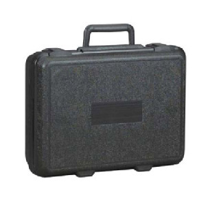CH Ellis Case Molded Foam Filled Black 17.9X12.8X7.1