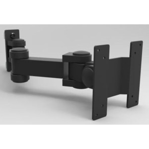 Production Basics Articulating Monitor Arm, 17 in.